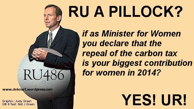 Women Minister Pillock