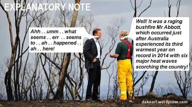 Explanatory Abbott Fire