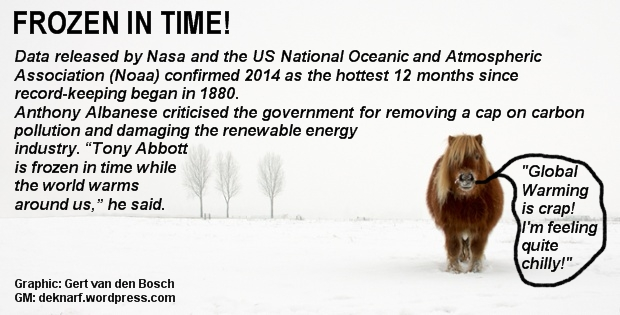 Frozen In Time Abbott