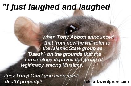 Spelling Bee Rat