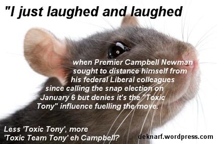 Toxic Tony Rat