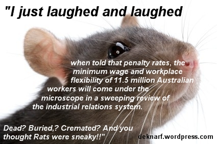 Workchoices Rat
