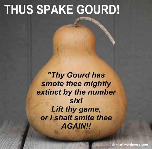 Extinction Gourd