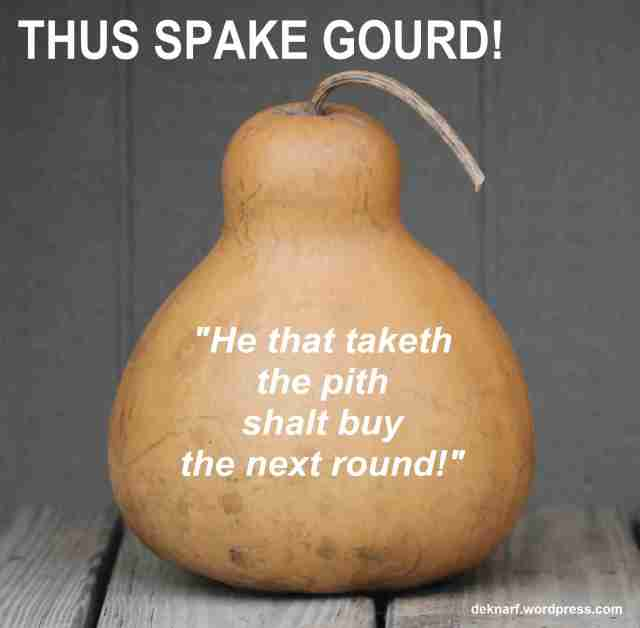 Pith Gourd