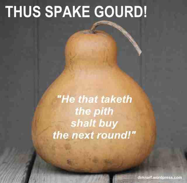 Pith Gourd
