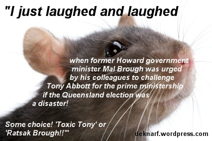 Toxic Tony Rat