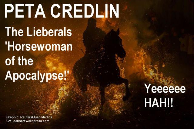 Apocalypse Horsewoman