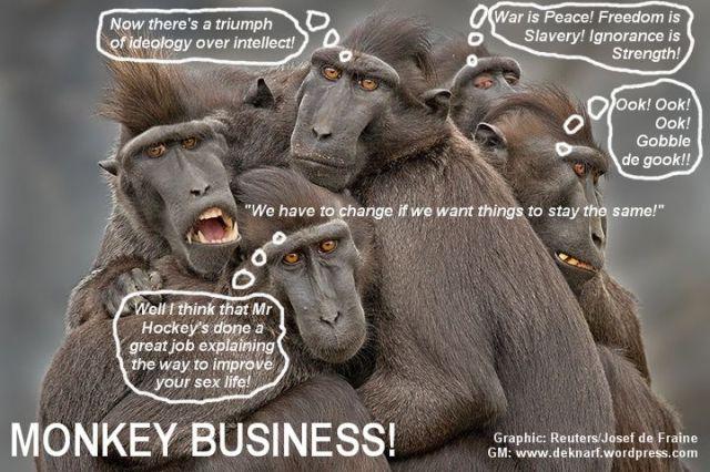 Changeling Monkeys