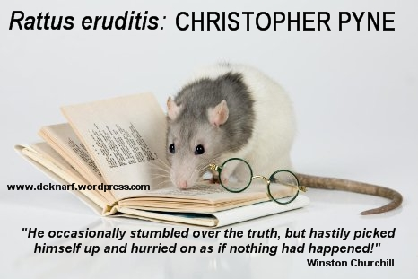 Rattus Pyne Quote