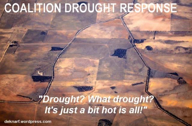 Coalition Drought Response