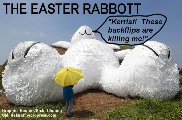 Easter Rabbott