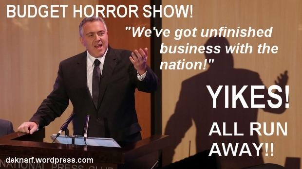 Budget Horror Show
