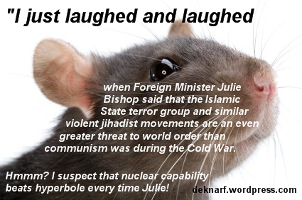 Danger Jihad Rat