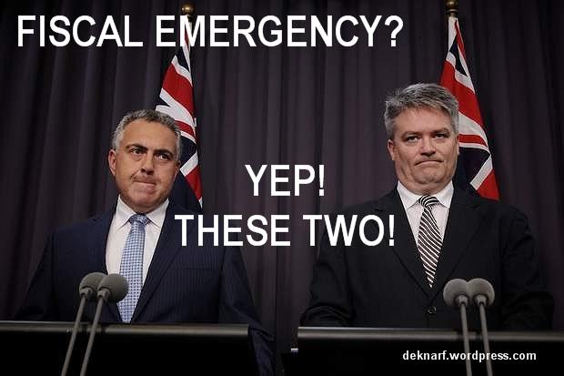 Fiscal Emergency1