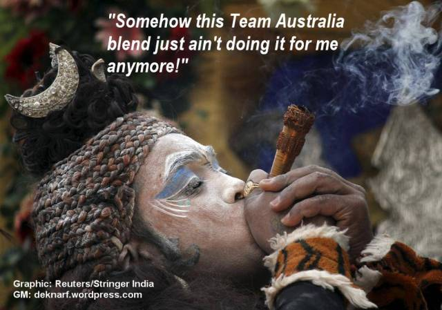 Ganga Man Team Oz