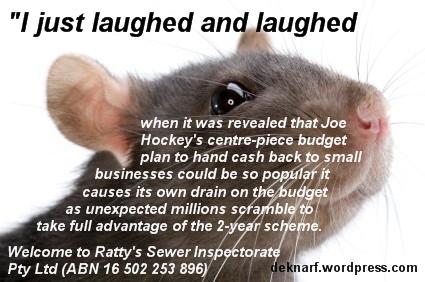 Incorporated Rat