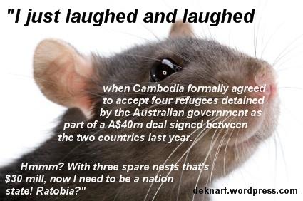 Sweet Deal Rat