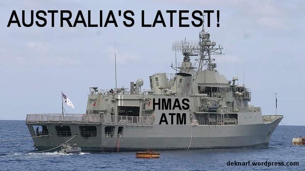 HMAS ATM