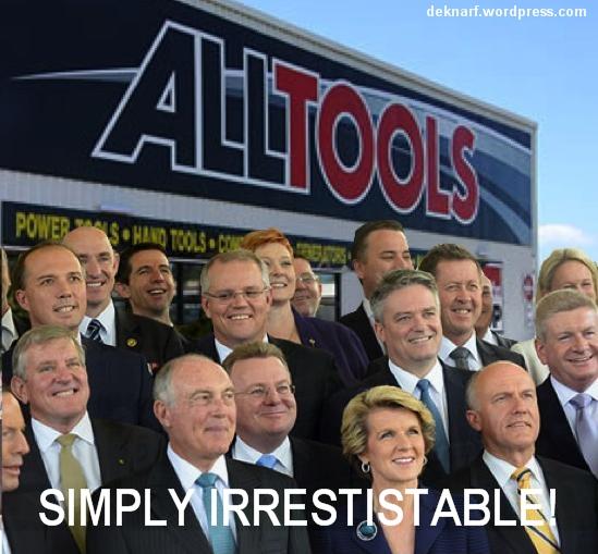 Irrestible Alltools