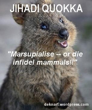 Jihadi Quokka