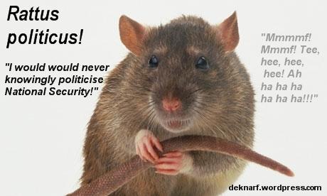 Politicus Security Rat