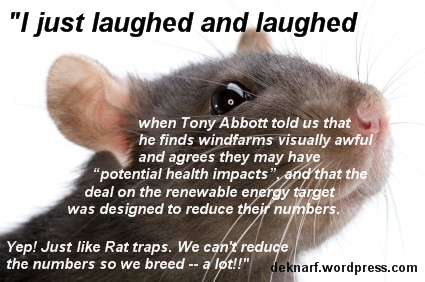 Rat Abbott Windfarms