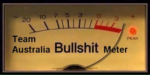 The Bullshit Meter