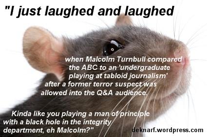 Turnbull Integrity Rat