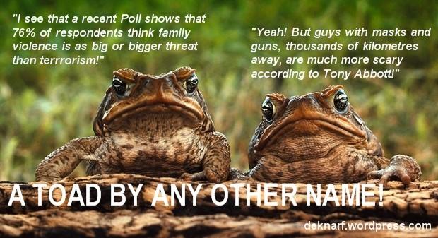 Abbott Toad Jihadi