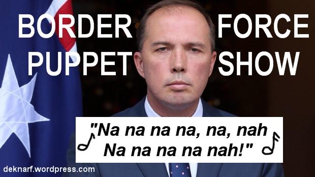 Border Force Dutton