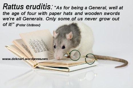 Eruditis General Rat