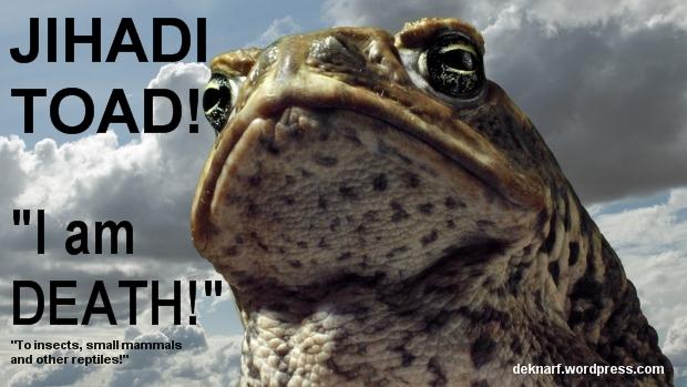 Jihadi Toad