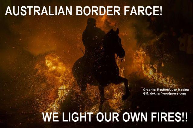 Australian Border Farce