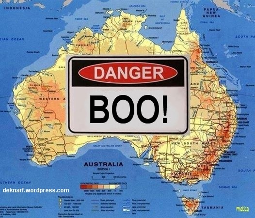 Map Oz Boo