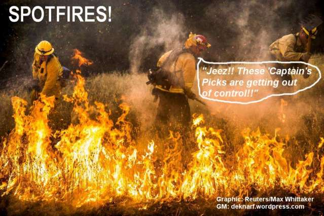 Spotfires Abbott