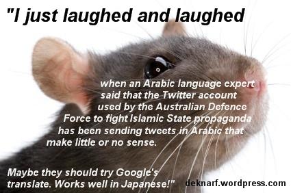 Defence Farce Rat
