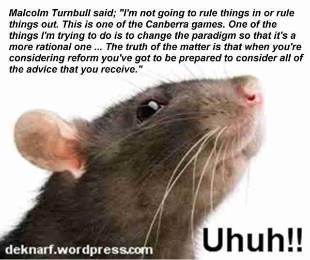 Uhuh Malcolm Paradigm