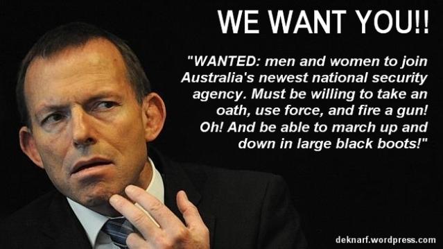 Want You Abbott