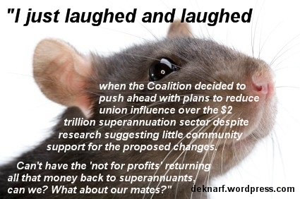 Superannuant Rat