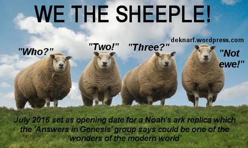 Ark Sheeple