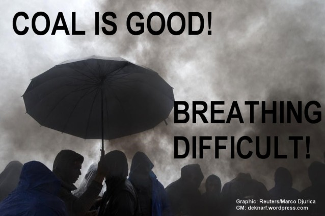 Coal Is Good