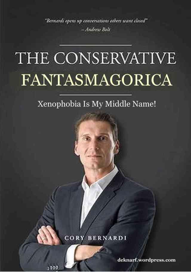 Conservative Cory Xenophobe