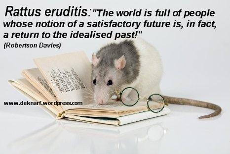 Eruditis Conservative Rat