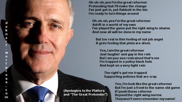 Reformer Turnbull