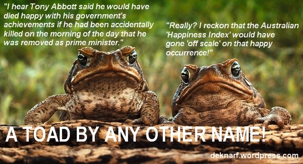 Dead Rabbott Toads
