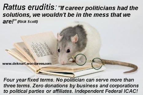 Rattus eruditis careerists
