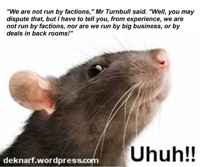 Uhuh Faction Rat