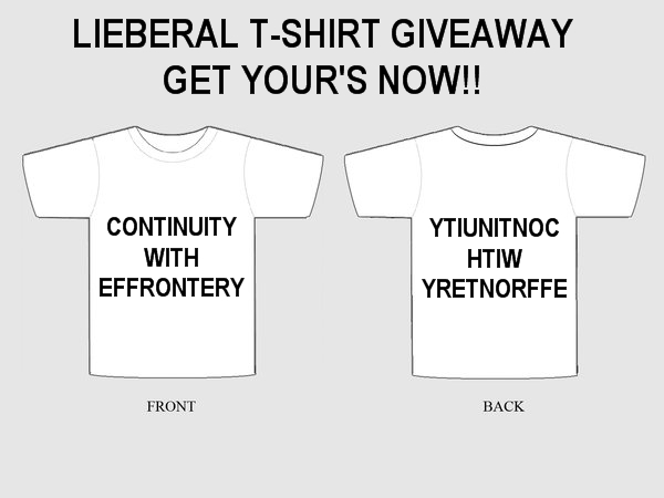 T Shirt Giveaway