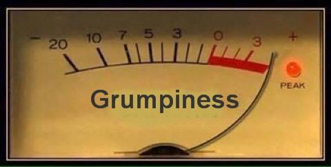 Grumpiness Meter