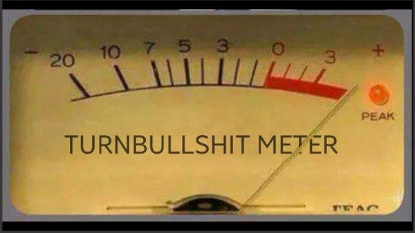 Turnbullshit Meter